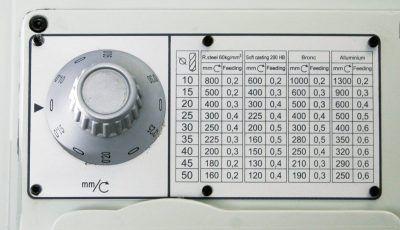 B 50GSM Wiertarka kolumnowa / 400V