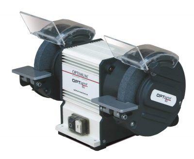 GU 18 Podwójna szlifierka OPTIMUM  / 230V