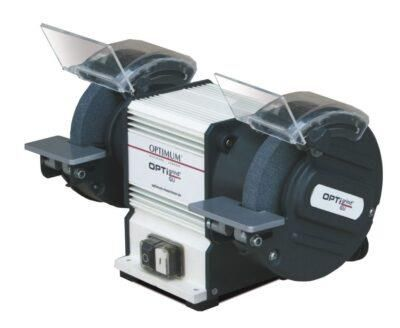 GU25 Szlifierka dwutarczowa OPTIMUM / 400V