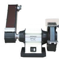 GU20S Szlifierka uniwersalna z nasadą szlifierską OPTIMUM / 230V