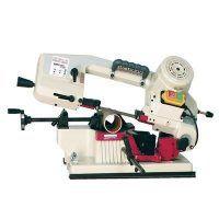 S100G Stołowa przecinarka taśmowa OPTIMUM / 230V