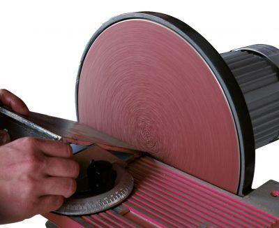 TS 305  Szlifierka talerzowa do obróbki powierzchni metalowych  230V
