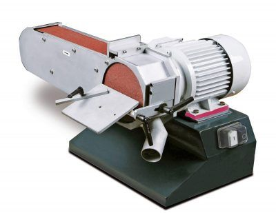 DBS 75 Szlifierka taśmowo-tarczowa / 400V