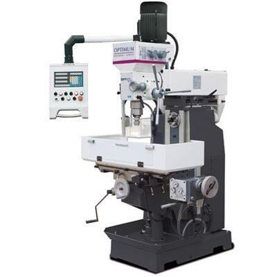 MT50 Frezarka uniwersalna OPTIMUM / 400V