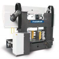 HMBS 850x1000 HA X Półautomatyczna dwukolumnowa pozioma piła taśmowa do metalu METALLKRAFT