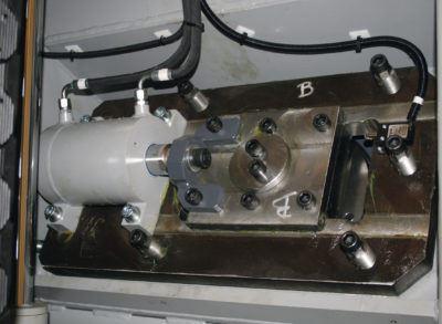 HVMBS 850 x 1000 Xtreme Półautomatyczna dwukolumnowa poziomo-pionowa piła taśmowa do metalu