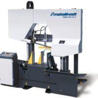 HMBS 600 HA X Półautomatyczna dwukolumnowa pozioma piła taśmowa do metalu