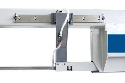 BMBS 460 x 600 HA-DG Półautomatyczna piła taśmowa do metalu