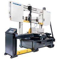 HMBS 500 x 750 HA-DG Półautomatyczna dwukolumnowa pozioma piła taśmowa do metalu