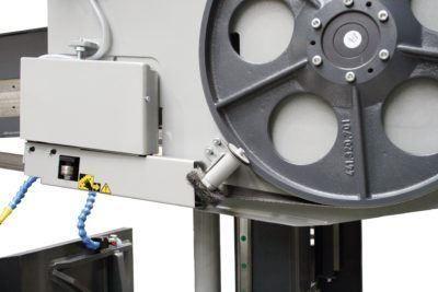 HMBS 500 x 750 HA-DG X Półautomatyczna dwukolumnowa pozioma piła taśmowa do metalu