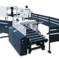 HMBS 500 x 750 NC-DG X 2000 Automatyczna dwukolumnowa pozioma piła taśmowa do metalu z systemem ARP