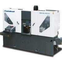 HMBS 400 X 400 HA X Półautomatyczna dwukolumnowa pozioma piła taśmowa do metalu z systemem ARP