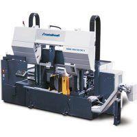 HMBS 700 x 750 CNC X Automatyczna dwukolumnowa pozioma piła taśmowa do metalu z systemem ARP