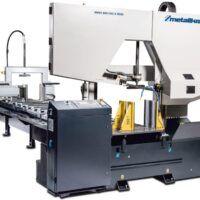 HMBS 600 CNC X 2000 Automatyczna dwukolumnowa pozioma piła taśmowa do metalu o bardzo dużym przepuście, z systemem ARP
