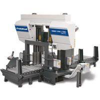 HMBS 1200 x 1400 CNC X Automatyczna dwukolumnowa pozioma piła taśmowa do metalu