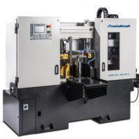 HMBS 300 x 300 CNC X Automatyczna dwukolumnowa pozioma piła taśmowa do metalu z systemem ARP