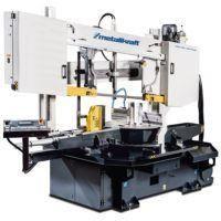 HMBS 440 x 600 HA-DG Półautomatyczna dwukolumnowa pozioma piła taśmowa do metalu