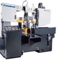 HMBS 400 CNC Automatyczna dwukolumnowa pozioma piła taśmowa do metalu
