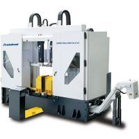 HMBS 850 x 1000 HA X-VS Półautomatyczna dwukolumnowa pozioma piła taśmowa do metalu