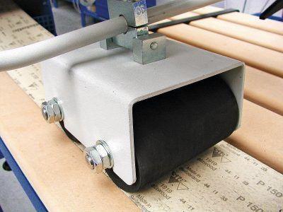 MBSM 2505 ESE Szlifierka długotaśmowa