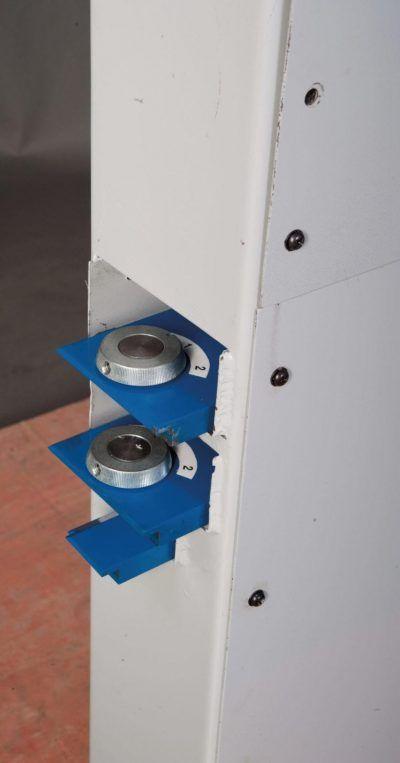 MBM 1250 Magnetyczna zaginarka z pedałem