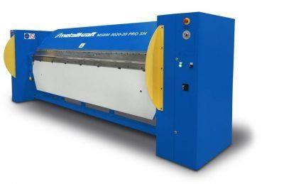MSBM PRO Silnikowe zaginarki w wersji ciężkiej do blach grubości do 4,0 mm