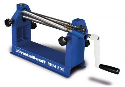 RBM 305 Ręczna walcarka do blachy