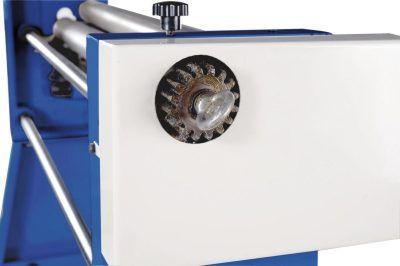 RBM 1000-20 Eco Ręczna walcarka do blachy