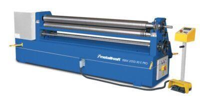 RBM 2050-30E Pro Silnikowa walcarka do blachy
