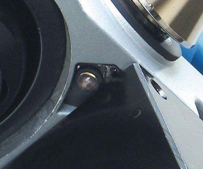 MB 351 F Wiertarka rdzeniowo - magnetyczna