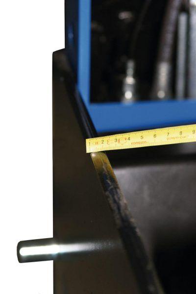 WPP 20 BK Warsztatowa prasa hydrauliczna