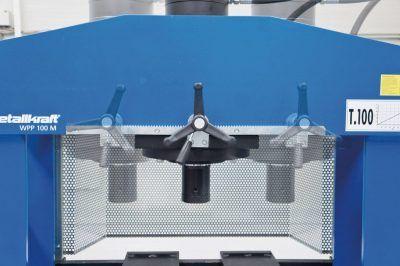 WPP 100 HBK D 1500 Warsztatowa prasa hydrauliczna