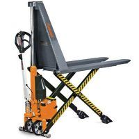 PHH 1003 E Kombinowany nożycowy wózek paletowy - elektrohydrauliczny UNICRAFT