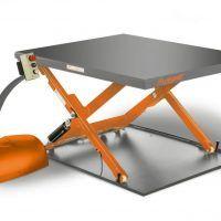 SHT 1001 G Stół podnośny niewielkiej wysokości konstrukcyjnej UNICRAFT