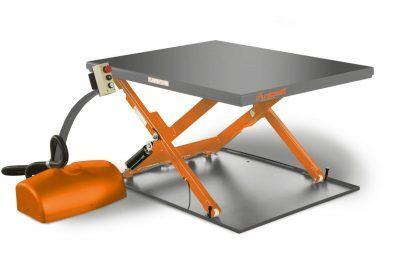 SHT 1001 G Stół podnośny niewielkiej wysokości konstrukcyjnej