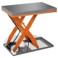 SHT 2000 Hydrauliczny kompaktowy stół podnośny nożycowy UNICRAFT