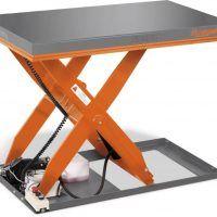 SHT 1000 Hydrauliczny kompaktowy stół podnośny nożycowy UNICRAFT