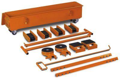 TR 20 Zestaw rolek transportowych o udźwigu 20 t