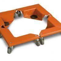 ETR 4/150 Rolki transportowe narożne o udźwigu 150 kg UNICRAFT