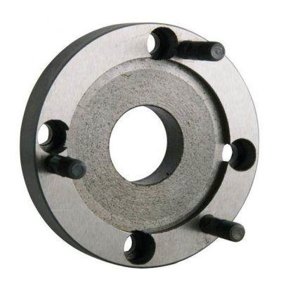 Kryza uchwytu tokarskiego 125 mm dla uchwytu trójszczękowego
