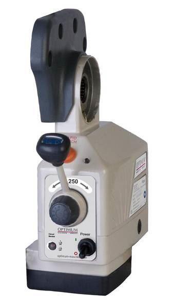 V 250 Uniwersalny moduł posuwu mechanicznego