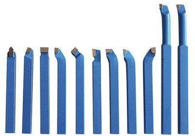 Zestaw noży tokarskich 10 mm
