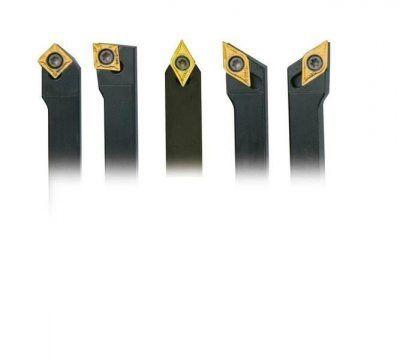 Zestaw noży tokarskich HM 12 mm