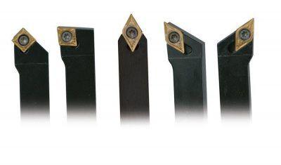 Zestaw noży tokarskich HM 16 mm