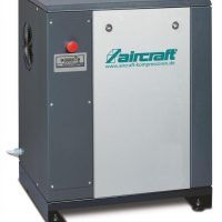 A-MICRO SE 4.0-10 Sprężarka śrubowa z napędem pasowym AIRCRAFT