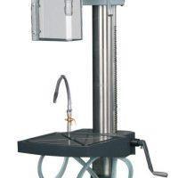 B34HV Wiertarka kolumnowa z płynną regulacją oraz funkcją gwintowania OPTIMUM / 230V