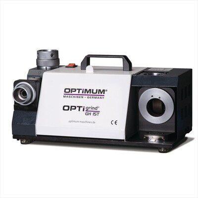 GH 15 T Szlifierka do ostrzenia wierteł OPTIMUM / 230V