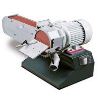 DBS75 Szlifierka taśmowa i talerzowa do metalu OPTIMUM / 400V