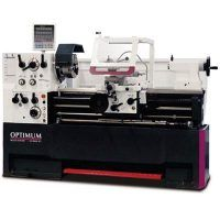 TH4610D Tokarka z odczytem cyfrowym OPTIMUM / 400V
