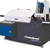 LMS 400 A Automatyczna piła tarczowa do metali lekkich METALLKRAFT